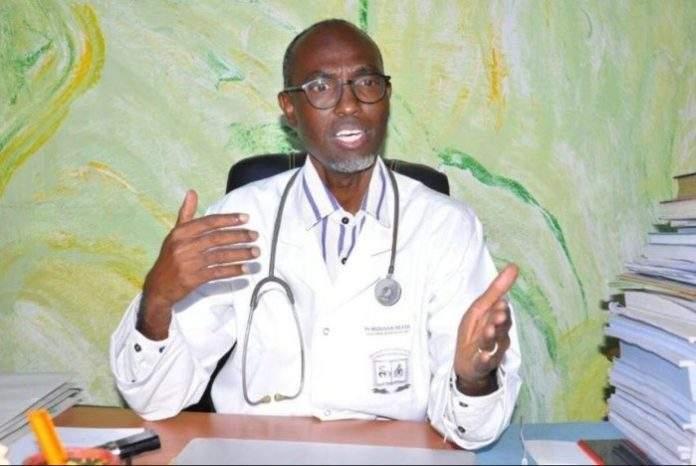 Nouvelle  Souche du Coronavirus: »Entre virulence et contamination» (Pr Seydi)