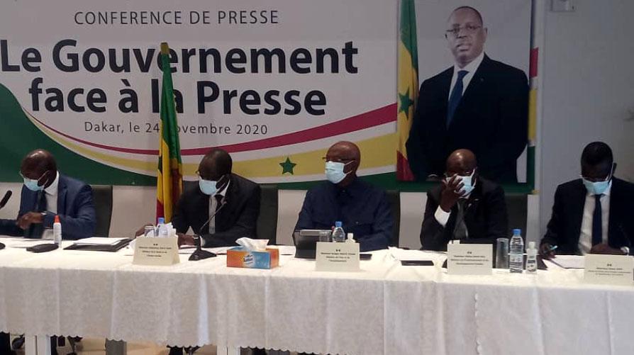 Gouvernement face à la presse : La santé et  l'agriculture aux charbons ce jeudi