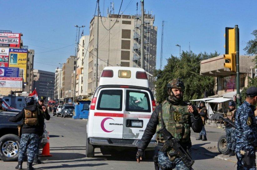 Bagdad: Plus de 30 morts dans l'attentat de ce jeudi