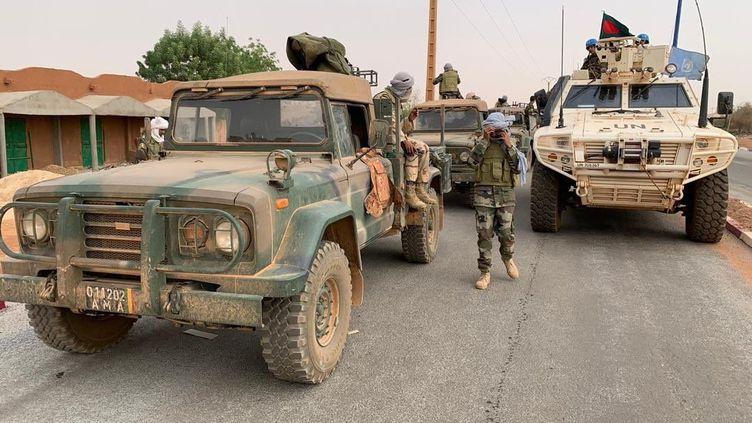 MALI: Kidal toujours entre les mains des rebelles