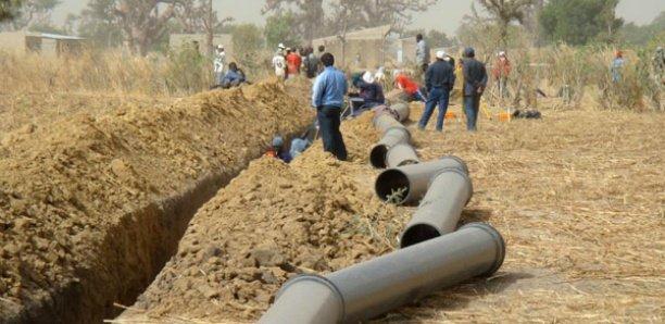 Eaux usées et branchements clandestins : Oumar Gueye met en place une police de l'environnement à Keur Massar