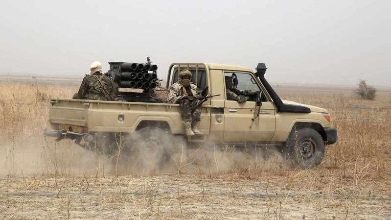 L'armée tchadienne confirme des frappes aériennes contre des rebelles à Zouarké