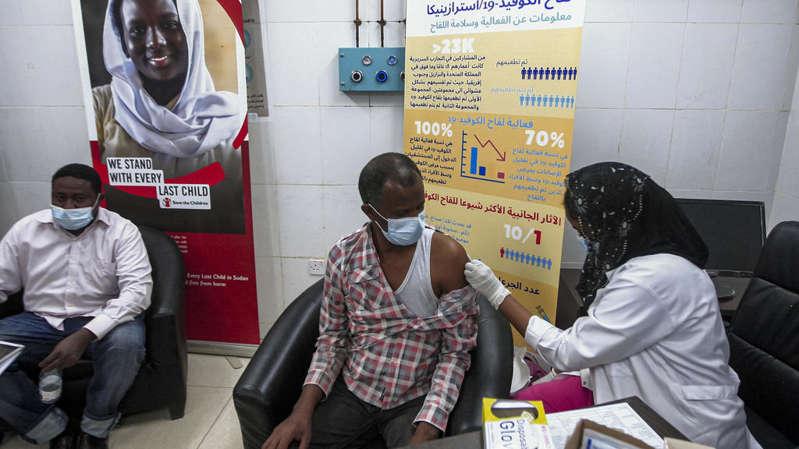 Covid-19 en Afrique : «La situation de l'accès aux vaccins est devenue pratiquement intenable»