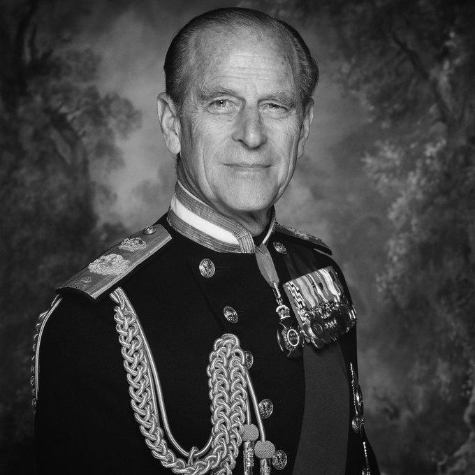 Le prince Philip, époux d'Elizabeth II, est mort