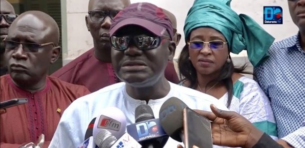 Sidya Ndiaye sur le Report des élections locales : « On assiste à un coup d'Etat »