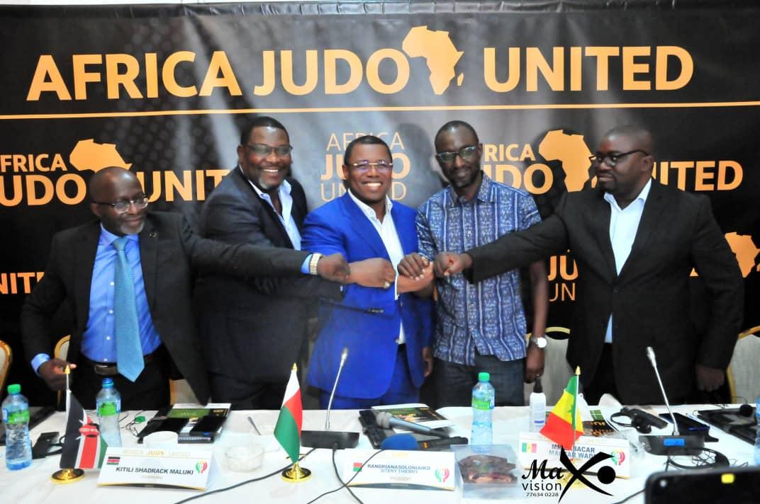 African judo United  :  Une trentaine de pays soutient la candidature de Thiery Siteny