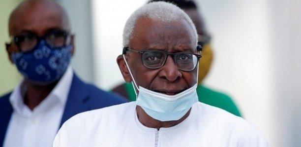 Libération de Lamine Diack : L'État a débloqué 160 millions