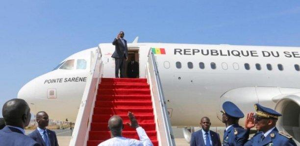 Colloque sur l'Eco : L'avion de Macky «atterrit» à Lomé