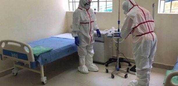 COVID-19 AU SÉNÉGAL : Hausse du nombre de nouveaux cas et de décès par semaine