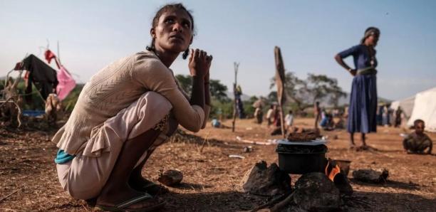En 2020, un record de 55 millions de personnes déplacées internes dans le monde