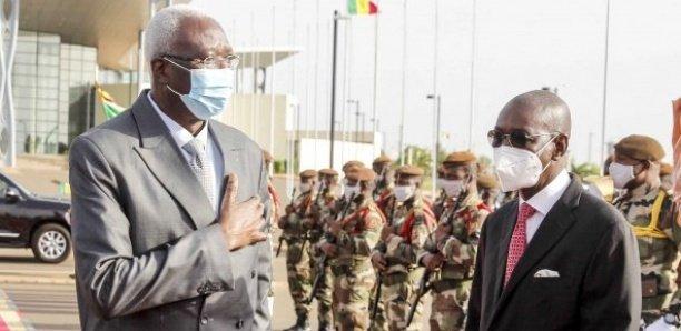 Mali: «Pour nous, ce n'est pas un coup d'État», dit Youssouf Coulibaly