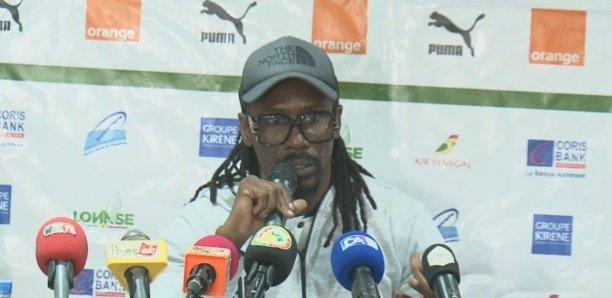 Matchs amicaux contre la Zambie et le Cap-Vert : Voici la liste des joueurs convoqués par Aliou cissé