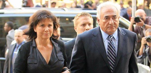 """""""Je ne savais rien des comportements de mon mari"""", Anne Sinclair brise le silence dix ans après l'affaire DSK"""