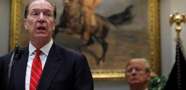 Résilience à la Covid-19 : La Banque mondiale félicite le Sénégal