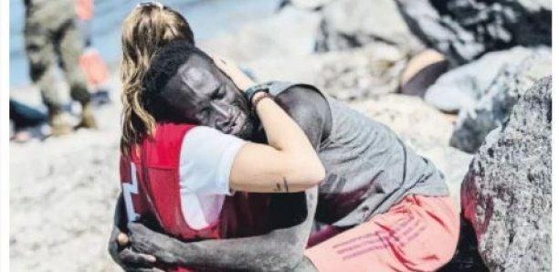 Une Espagnole harcelée pour avoir réconforté un migrant sénégalais : «Cette étreinte a été sa bouée de sauvetage»