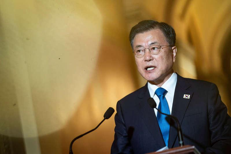 USA: Le président sud-coréen sera le deuxième dirigeant accueilli par Joe Biden