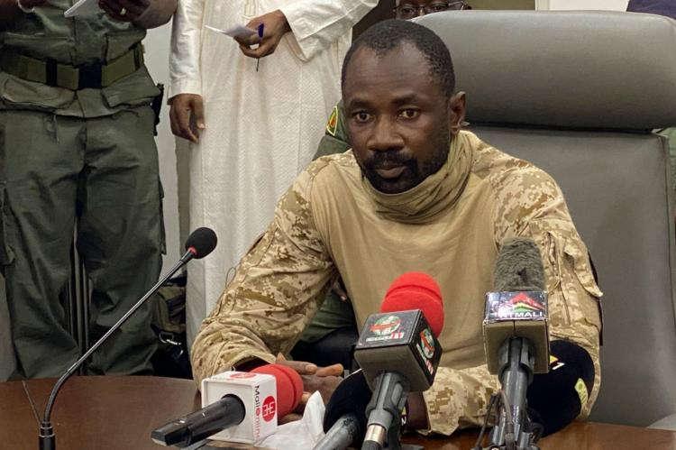 Mali. Le colonel Assimi Goïta démet le Président et le Premier ministre de leurs fonctions