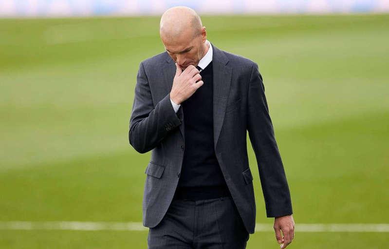 Real Madrid : Zidane a annoncé son départ aux joueurs, selon la presse espagnole