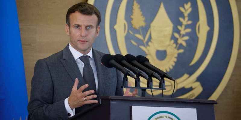 Rwanda : la principale association de rescapés regrette l'absence d»»excuses» par Macron