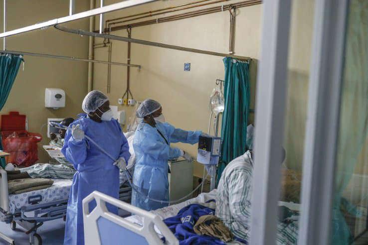 Covid-19: les malades graves meurent davantage en Afrique qu'ailleurs, selon une étude