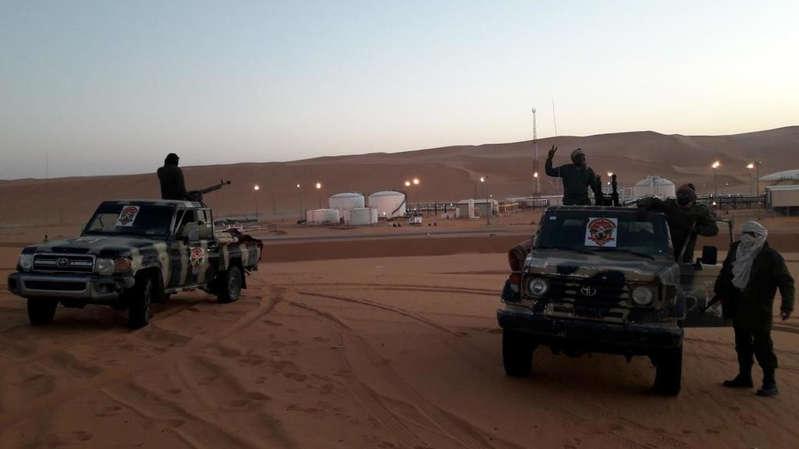Le Sud libyen, une zone de non-droit qui inquiète le Tchad