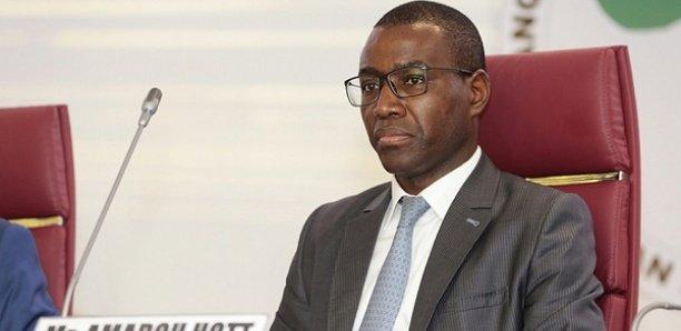 Amadou HOTT : « La dette a été multipliée par 3 entre 2006 et 2019 »