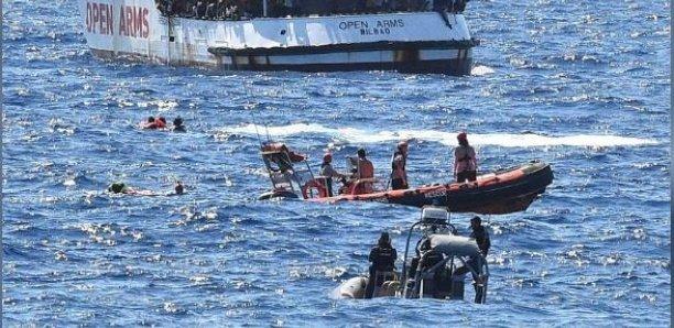 Emigration clandestine : 50 migrants morts noyés dans un naufrage au large des côtes tunisiennes