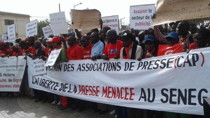 Face aux maux d'une Presse Sénégalaise ''rouge'' de colère