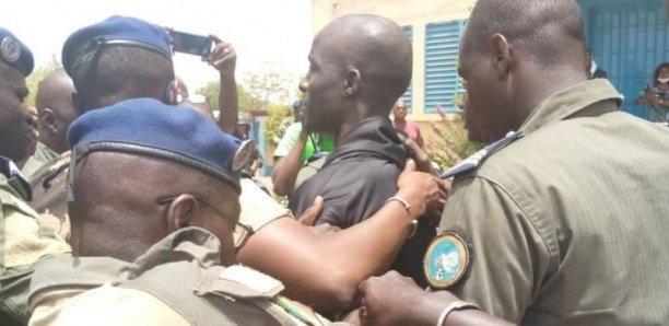 Arrêtée avant-hier : Une sœur de Boy Djinné voulait foncer sur le Palais