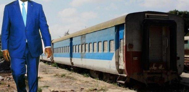 Chemin de fer Dakar-Tambacounda: Macky Sall annonce une bonne nouvelle