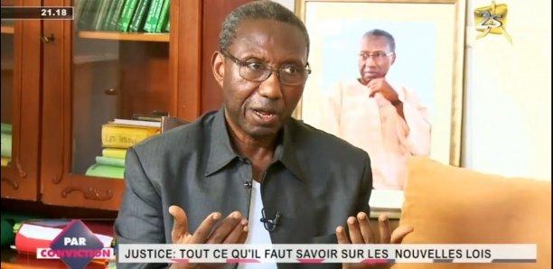 [Vidéo] En termes très simple, Me Doudou Ndoye explique les dangers de la loi sur le terrorisme