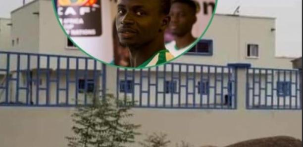 Bambaly : inauguration d'un centre de santé de 350 millions, construit par Sadio Mané
