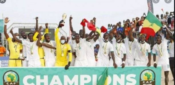 6e sacre des Lions : Macky reçoit l'équipe nationale de Beach Soccer la semaine prochaine