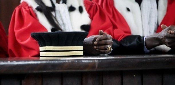 Magistrature : Deux autres juges «récalcitrants» démissionnent et intègrent le Barreau
