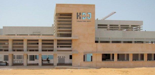Hôpital Dalal Jamm : l'appareil de radiothérapie encore en panne