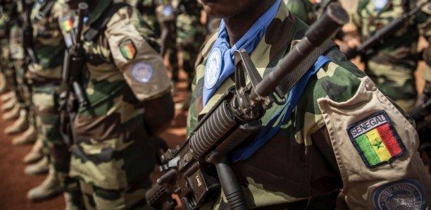 Minusma : Un soldat sénégalais tué et 3 autres blessés dans un accident au Mali