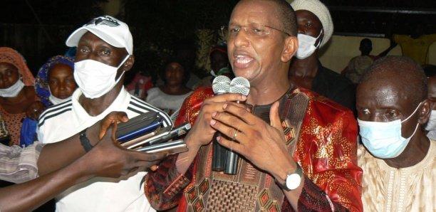 Discours »violent» : Le député Mamadou Oury Bailo Diallo tacle sévèrement Ousmane Sonko
