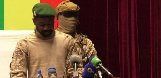 Le colonel Assimi Goïta officiellement investi à la présidence du Mali