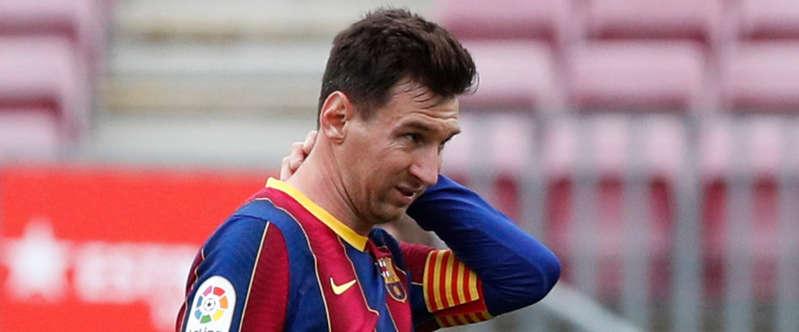 Aguero, son appel désespéré à Messi