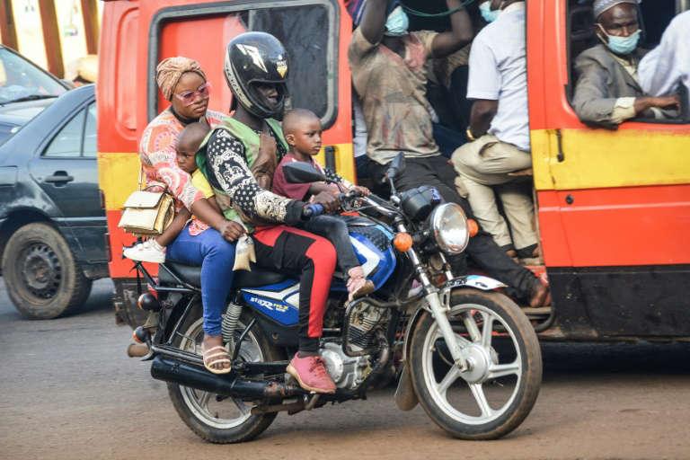 La chasse aux motos taxis est ouverte à Conakry