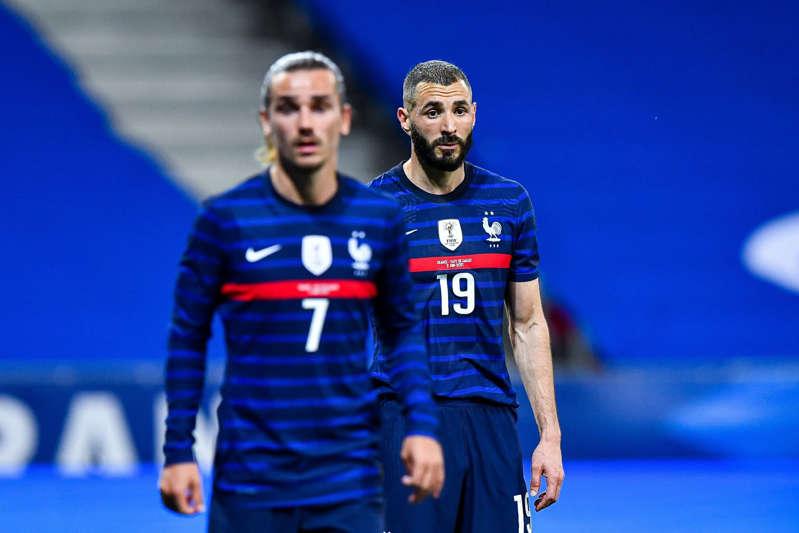 Equipe de France: Benzema sait déjà comment Griezmann et Mbappé jouent