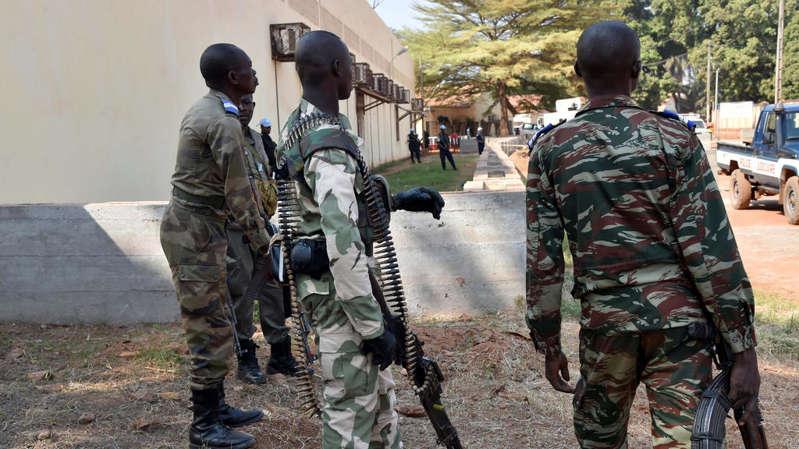 Centrafrique: le dossier du mystérieux Français Juan Rémy Quignolot toujours à l'instruction
