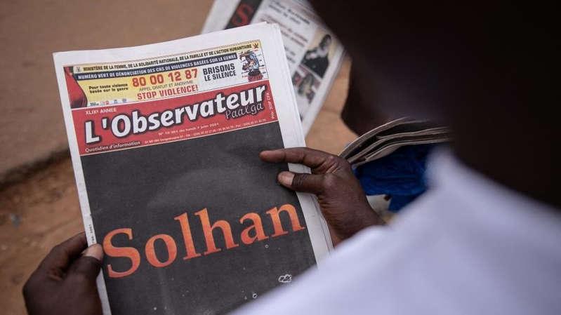 Burkina Faso : la tragédie de Solhan «ne restera pas impunie», assure le Premier ministre