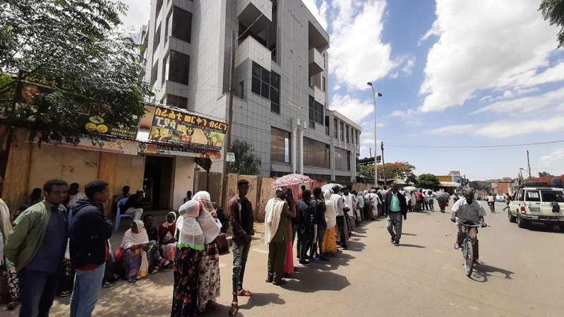 Éthiopie: le système bancaire du Tigré s'est en partie écroulé