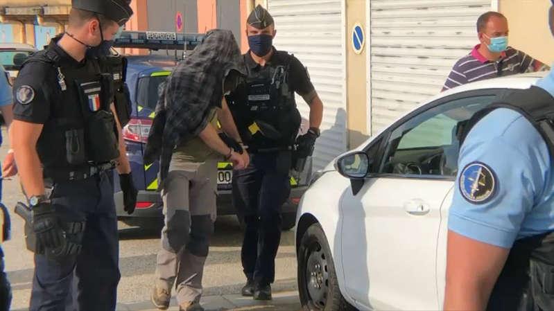 Macron giflé: qui est Damien Tarel, l'homme interpellé?