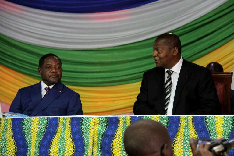 Le gouvernement centrafricain a démissionné