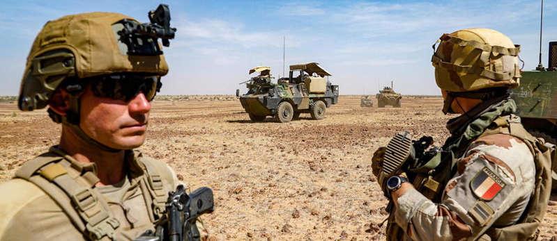Mali : l'armée française abat le chef d'Aqmi responsable du rapt de journalistes en 2013