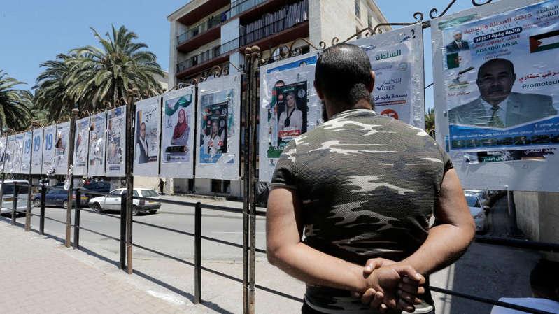 Législatives en Algérie : 24 millions d'électeurs appelés aux urnes
