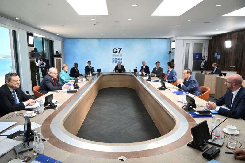 Le monde n'est plus dirigé par un «petit groupe de pays», dit la Chine au G7