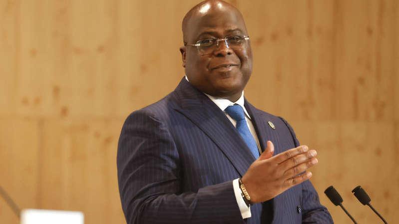 RDC: à Goma, Tshisekedi annonce des mesures pour les sinistrés et défend l'état de siège
